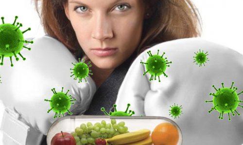 Витамины и минералы иммунитет